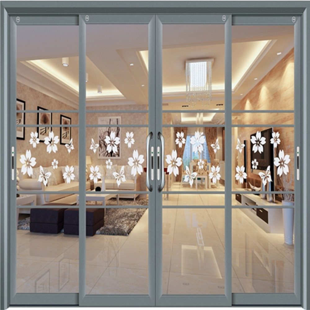 Aluminum Security Sliding Door