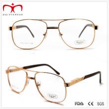 Металлические очки для чтения с большой рамкой (WFM503029)