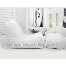 Sac en cuir en cuir de luxe puan canapé canapé inclinable chaise