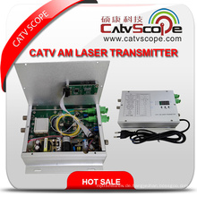 Catvscope CATV 1310nm Am Optischer Laser Sender
