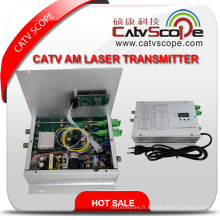 Émetteur laser optique Catvscope CATV 1310nm Am