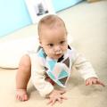 Bandana Sabber Lätzchen Fancy Triangle Baby Kleinkinder Schal Jungen Abendessen Fütterung Baby Lätzchen
