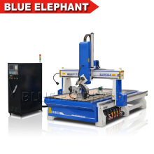ELE- 1530 - 4A 4 axis cnc router engraver for sale