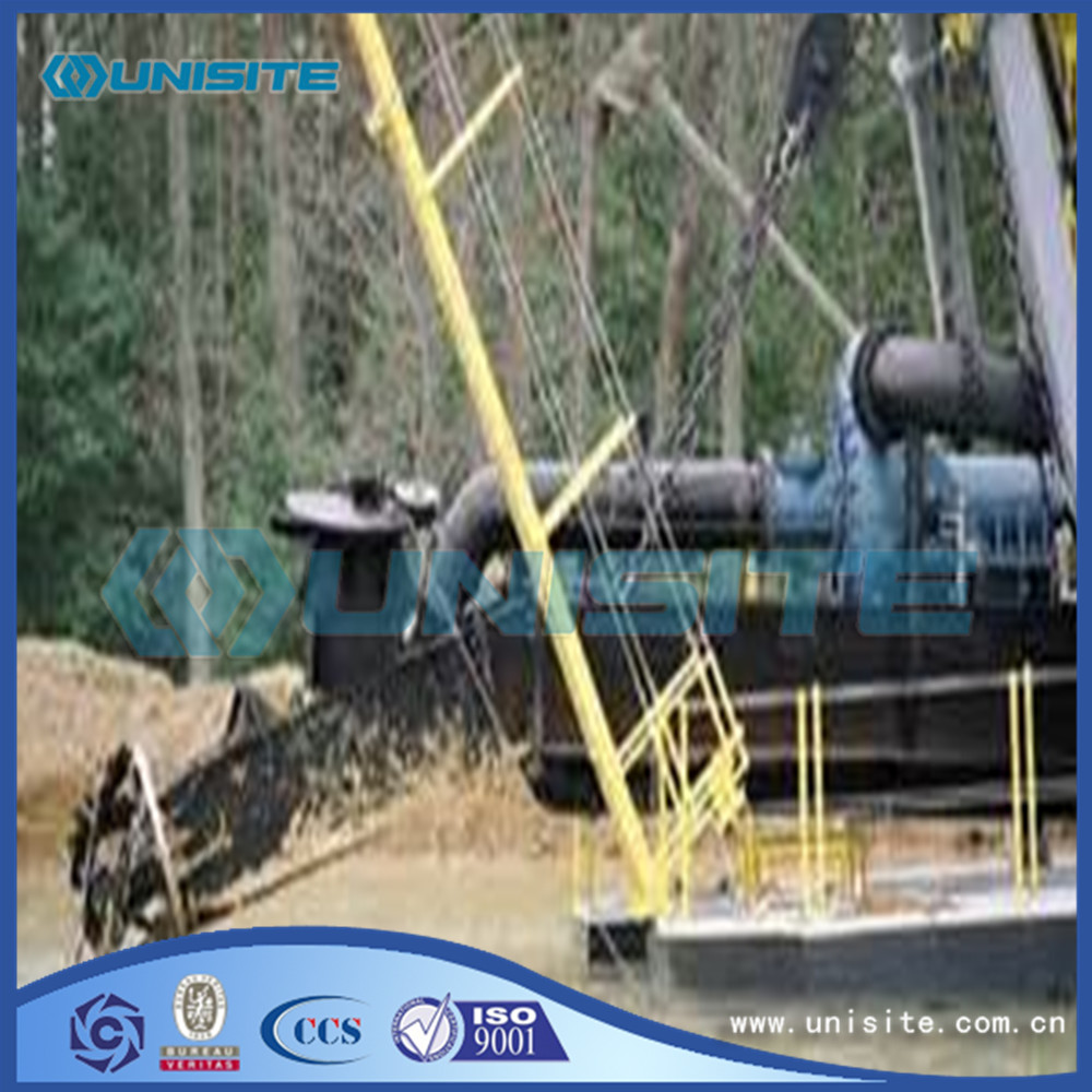 Cutter Suction Dredgers Steel Ladder