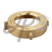 Forging or casting Brass water meter cap manufacturer