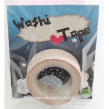 wholesale Diy glitter japanese washi tape