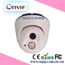 Mini Onvif IP Intelligent Dome Camera for Indoor