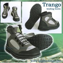 Atacado Top Grade Stock Disponível Fly Fishing Wading Boots