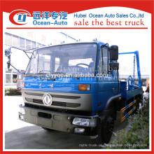 4x2 dongfeng 8cbm caminhão de lixo