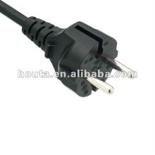 Power Cord French Plug VDE Universal