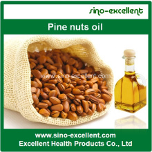Best quality and factory for Fish Oil Pine nuts oil supply to Uruguay Manufacturer