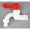 Rápido abrir branco plástico vermelho tampa de água de PVC