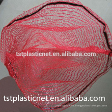 Bolsa de empaquetado de la fruta de la malla / bolso de la malla vegetal de la fruta al por mayor