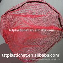 Saco de empacotamento da fruta da malha / saco vegetal da malha da fruta por atacado
