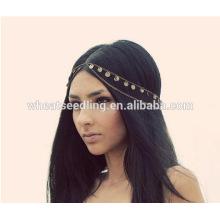 Großhandelsheiße verkaufende indische Haarschmucksache-Kopfkette