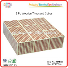 Montessori Educational Toys Cube