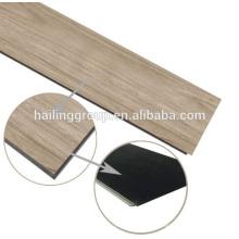 Piso impermeable del PVC Haga clic en el tablón del suelo del PVC