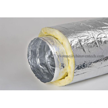 HVAC Systems Air Conditioning Ceiling Diffusers Aluminum Flexible Duct