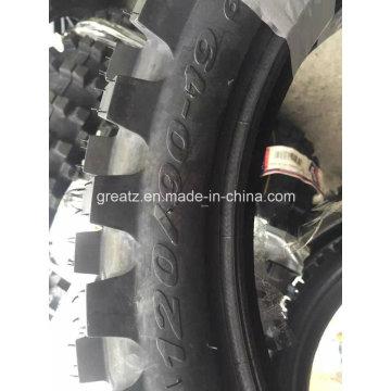 Moto Cross pneu 120/90-19