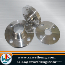 high quality ansi/din/jis forged carbon steel flange