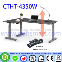 high tech office table height adjustable executive ceo desk office desk luxury executive office desk
