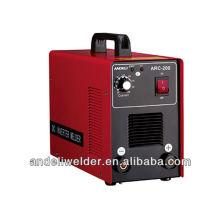 Matériel de soudage onduleur machine de soudage électrique mma-200 avec CE, CCC (puce IGBT)