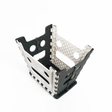 Wholesale Large Folding Step Stool Chairs Outdoor Plastic Folding Chair Portable