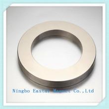 Nickel-Beschichtung dauerhaft Neodym-Ringmagnet