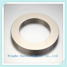 Nickel Plating Neodymium Permanent Ring Magnet