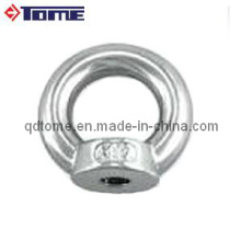 Stainless Steel Polished Eye Nut DIN 582
