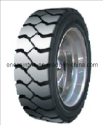 Diagonal Tire/Tyre for Industrial Forklift (HY-0168)