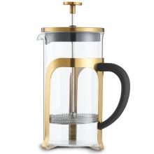 Amazon Neue Art hitzebeständigem Glas Französisch Presse Kaffee Plunger