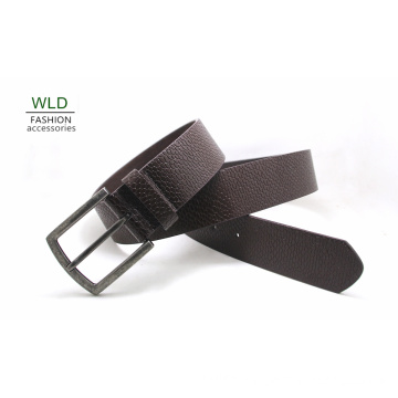 Fashion Basic Genuine Top Leather Men′s Belt Lky1201