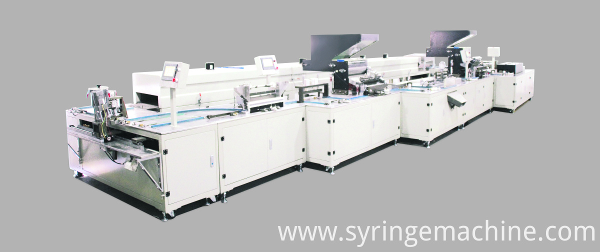 needle production line
