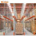 высокая плотность склад хранения регулируемый привод в вешалке Паллета