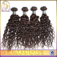XMAS Curly 100% Virgin Wholesale Human Hair Peruvian Hair Weaving