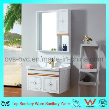 Wall Mounted Vanity /Aluminum Bathroom Cabinet with Basin