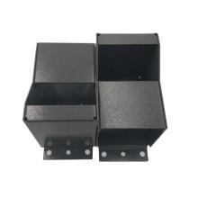 Sheet Metal Fabrication Service Metal Box enclosure