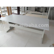 carrel table for library