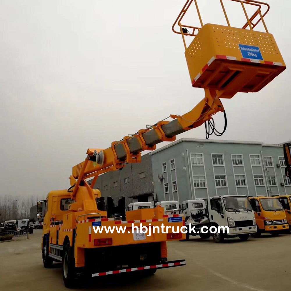 Aerial Lifter Truck