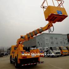 28 Meters Telescopic Boom Aerial Work Platform Truck