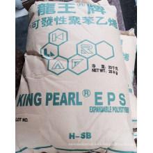 king pearl Resina extensible de poliestireno EPS