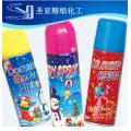 manufactura de aerosol de nieve de carnaval