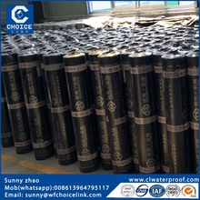 roof material 4mm polyester reinforced APP modified bituminous waterproof sheet