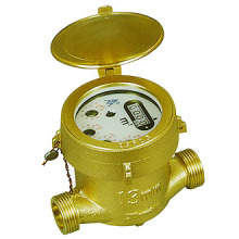 LXSY-13D Single-jet Liquid-sealed Cold Water Meter