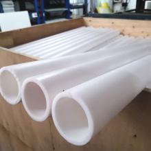 Barra hueca de tubo de politetrafluoroetileno de PTFE
