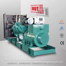 Con el motor CUMMINS QSK60-G4 original de los EE. UU., Grupo electrógeno diesel 1700kw