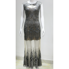 новое сексуальное длинное платье выпускного вечера гламурное вечернее платье