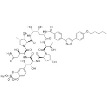 Micafungin sodium CAS 208538-73-2
