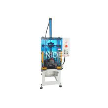 Máquina automática de la extensión de la bobina del estator del ventilador de la tabla / que forma la máquina